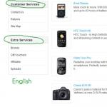 2 Service modules