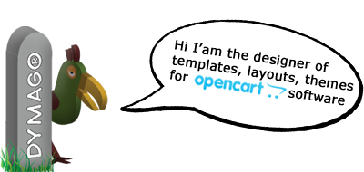 Opencart specialist for template design, layout, themes and software installation